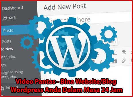 video-panduan-wordpress-pantas-mudah