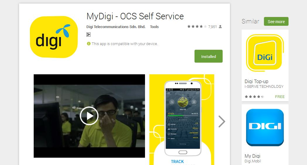 my-digi-android-apps