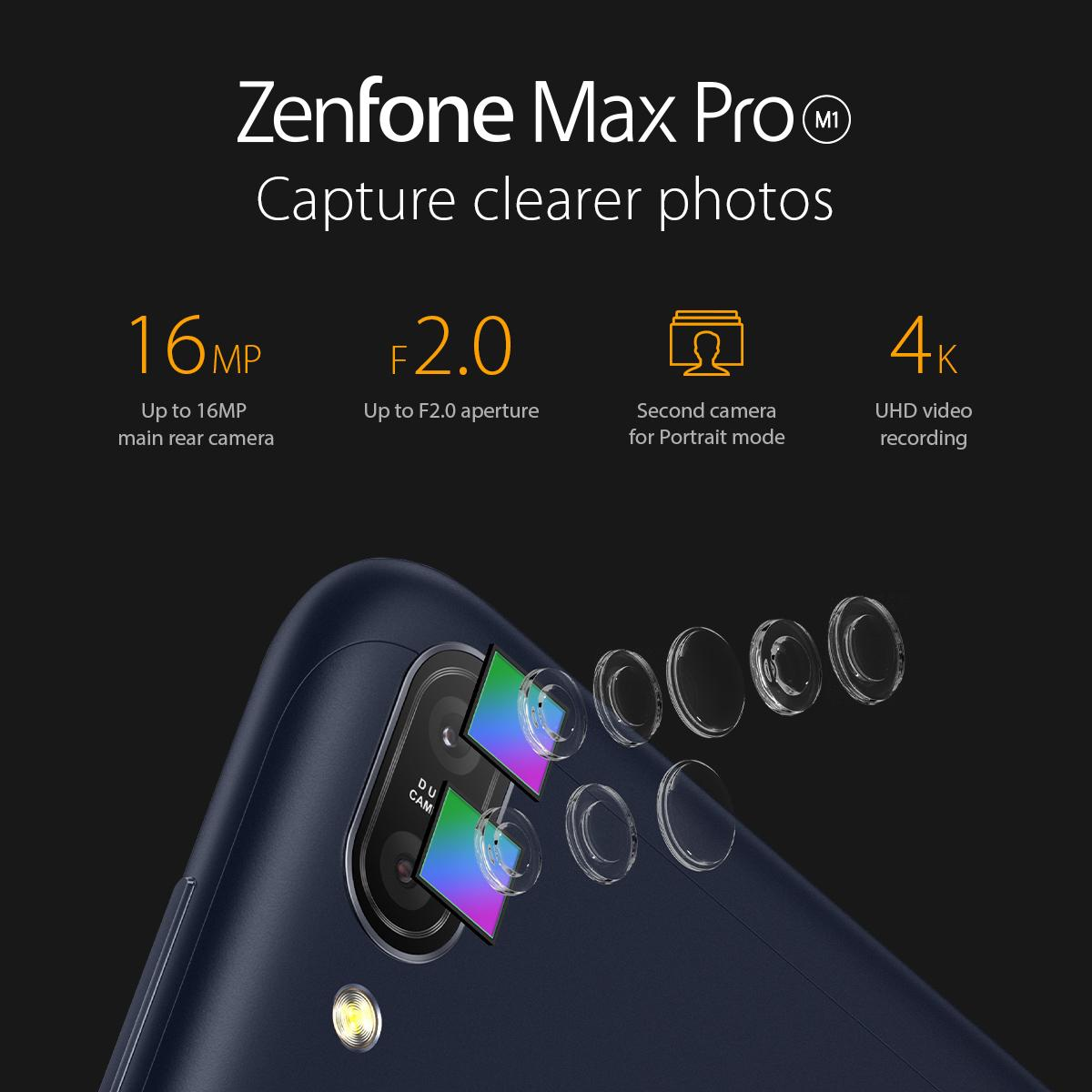 Asus Zenfone Max Pro (M1) Malaysia Review